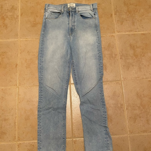 PacSun Denim - Pac sun light wash jeans